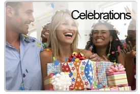 Celebrations - Lethbridge DJ services for a Birthday Party, Anniversary, Retirement Party and more.